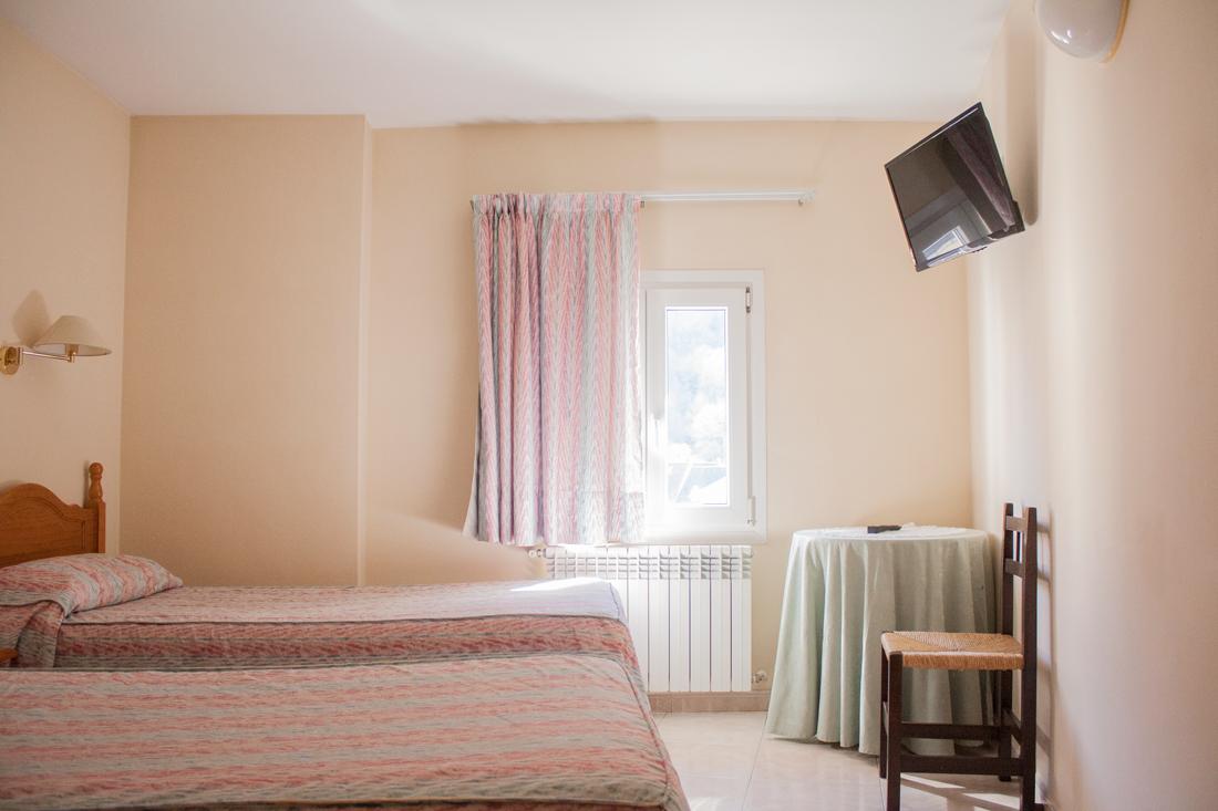 Habitación Individual | Doble Armario